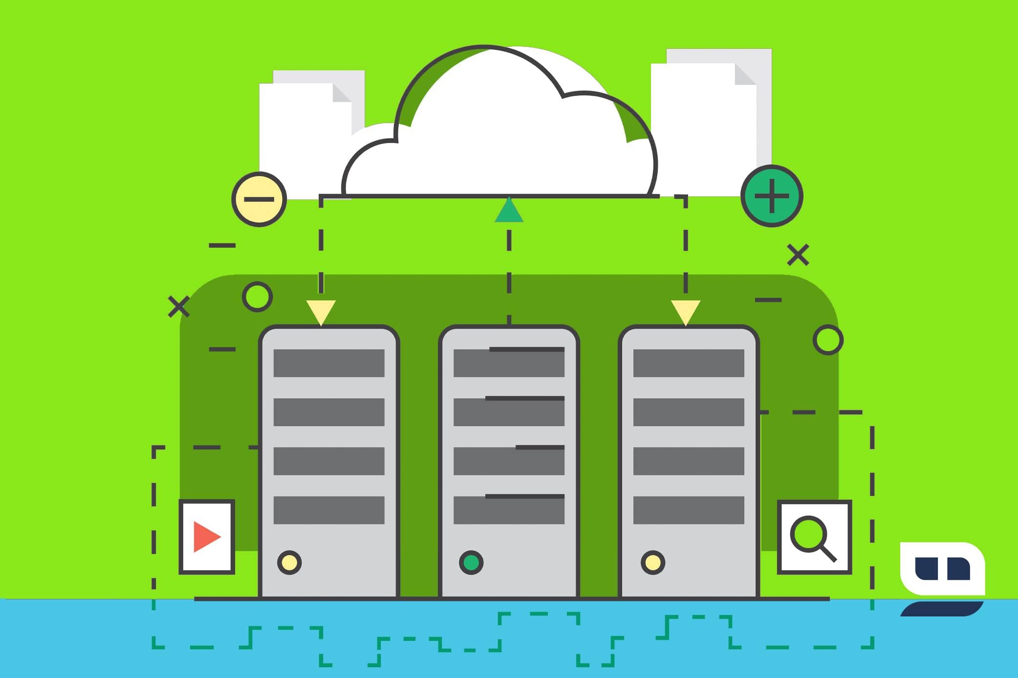 تصویر Database چیست؟ انواع پایگاه داده و کاربرد آنها