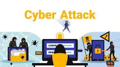 تصویر با حمله سایبری و انواع آن آشنا شوید