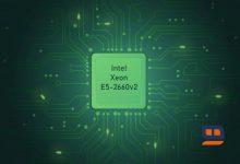 تصویر بررسی مشخصات سی پی یو Intel® Xeon® Processor E5-2660 v2