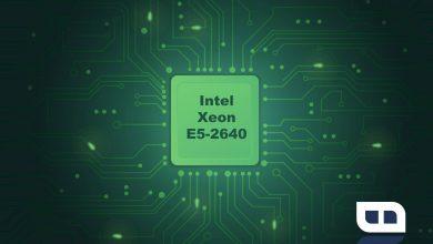 تصویر بررسی مشخصات سی پی یو Intel® Xeon® Processor E5-2640