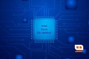بررسی مشخصات سی پی یو Intel® Xeon® Processor E5-2650 v2