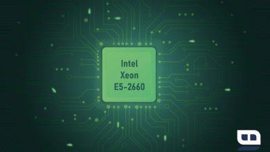 تصویر بررسی مشخصات سی پی یو Intel® Xeon® Processor E5-2660