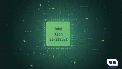 تصویر بررسی مشخصات سی پی یو Intel® Xeon® Processor E5-2680 v2