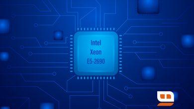 تصویر بررسی مشخصات سی پی یو Intel® Xeon® Processor E5-2690