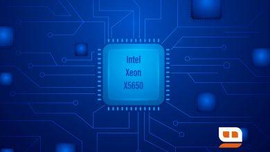 تصویر بررسی مشخصات سی پی یو Intel® Xeon® Processor X5650