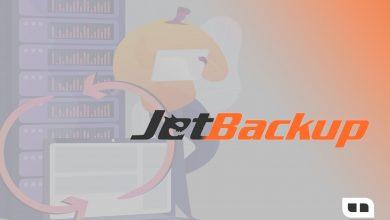 تصویر فیلم آموزش بازگردانی بکاپ با استفاده از JetBackup