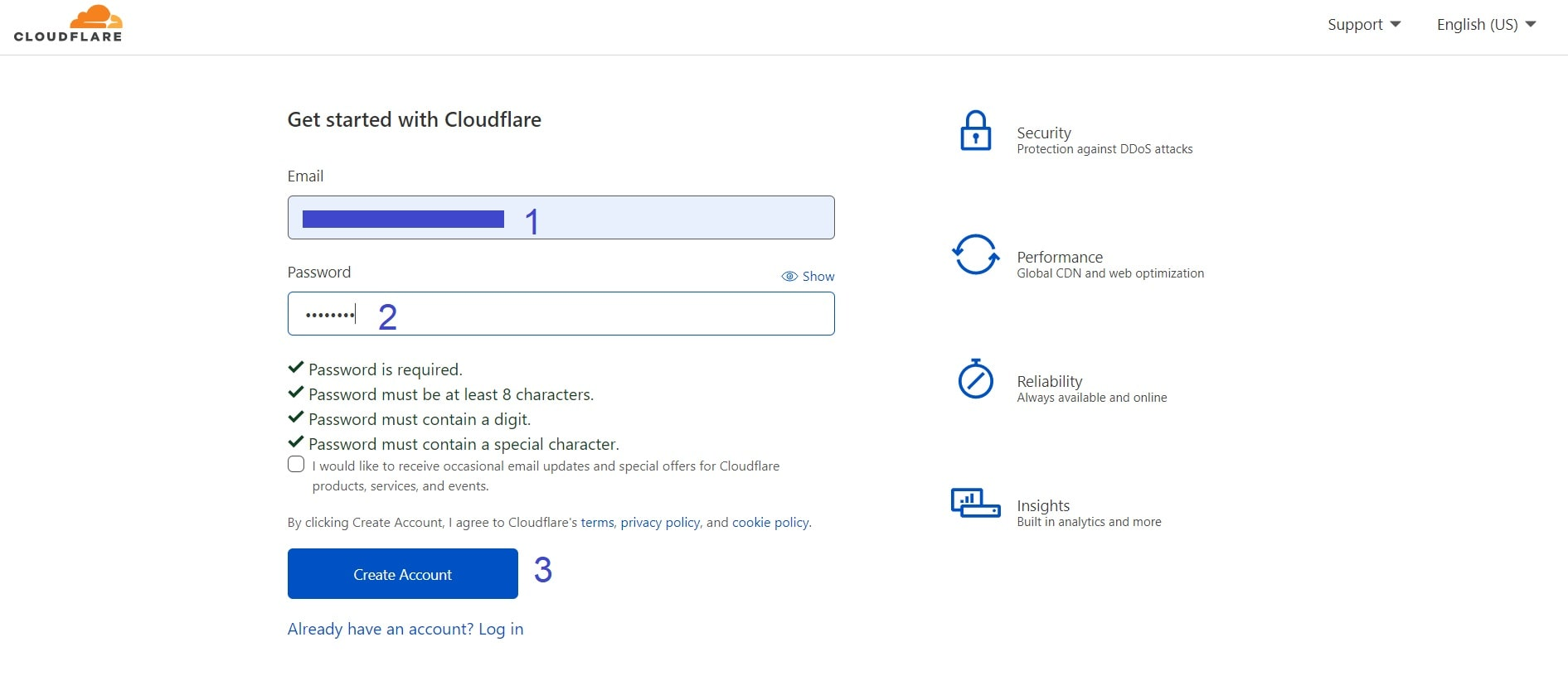 signup-on-cloudflare