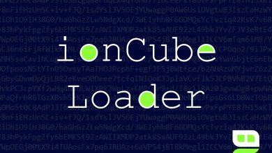 تصویر آموزش فعال سازی ionCube Loader در سیپنل