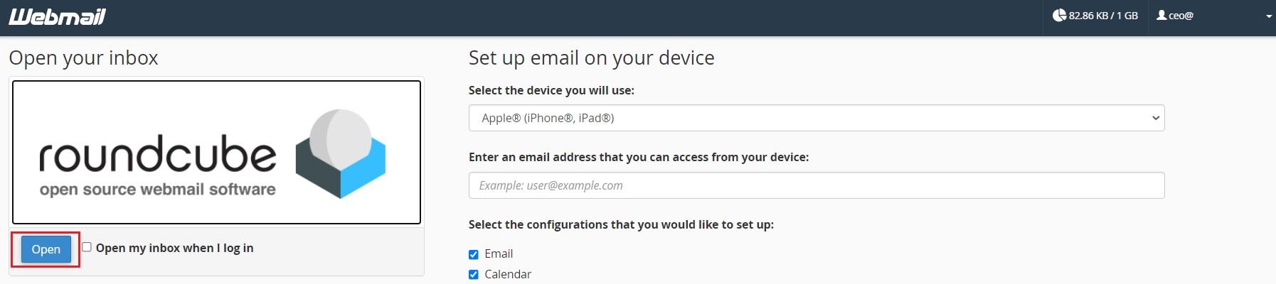 open-webmail