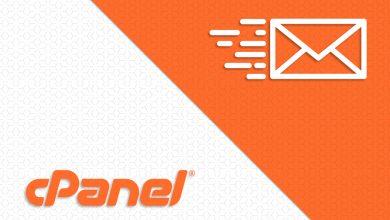 تصویر آموزش اتصال ایمیل cPanel به نرم افزار Mail در ویندوز